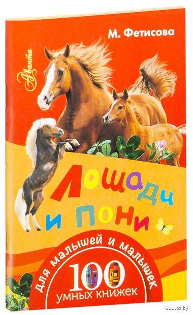Лошади и пони. М. Фетисова