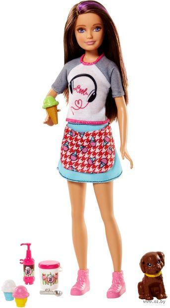 "Кукла ""Барби. Сёстры и щенки"" — фото, картинка"