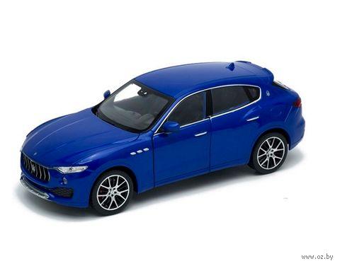 "Модель машины ""Maserati Levante"" (масштаб: 1/24) — фото, картинка"