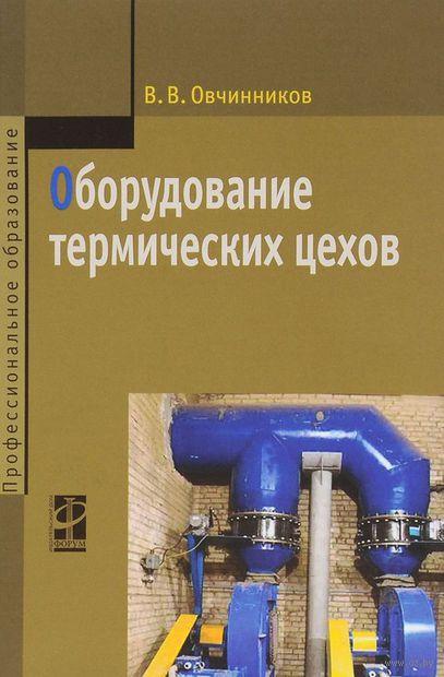 Оборудование термических цехов. Виктор Овчинников