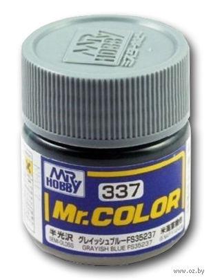 Краска Mr. Color (grayish blue, C337)