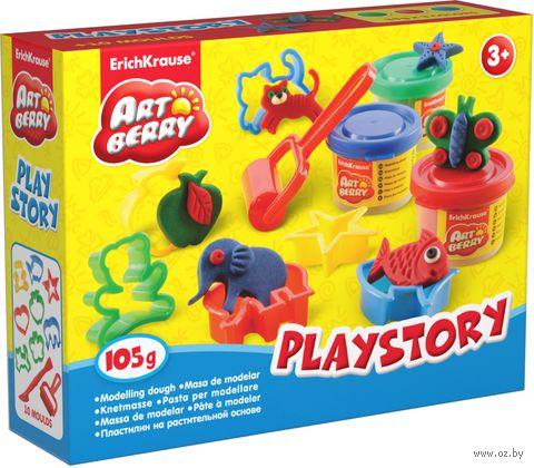 """Набор для лепки """"Playstory"""" — фото, картинка"""