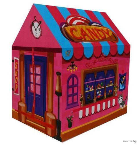 """Детская игровая палатка """"Домик"""" (арт. A999-236) — фото, картинка"""