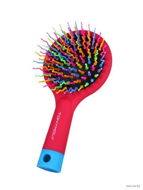 """Расческа для волос """"Volume S Curl Brush"""" — фото, картинка"""