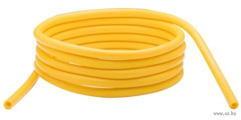 """Эспандер силовой """"ES-608"""" (5-7 кг; резиновая трубка; жёлтый) — фото, картинка"""
