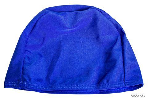 Шапочка для плавания (синяя; арт. NPC-30) — фото, картинка