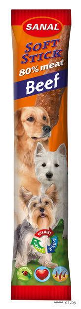 "Лакомство для собак ""Soft Sticks"" (12 г; говядина) — фото, картинка"