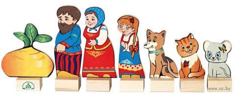 """Кукольный театр """"Персонажи сказки. Репка"""" — фото, картинка"""