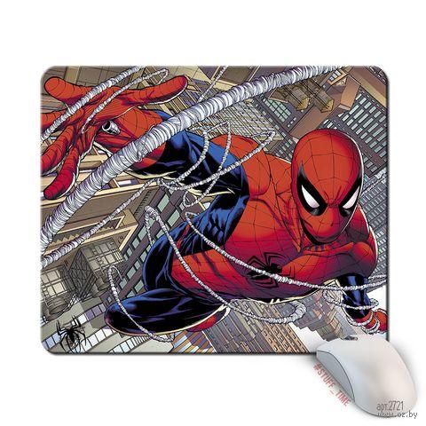 """Коврик для мыши большой """"Человек-паук"""" — фото, картинка"""