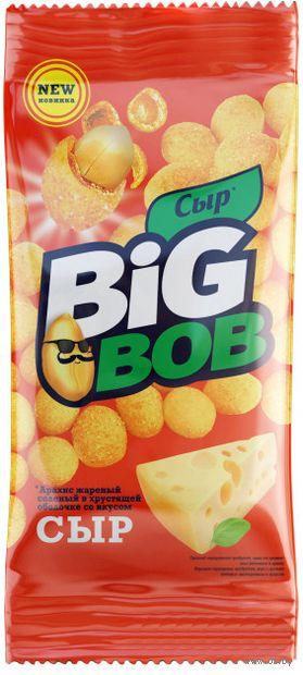 """Арахис в глазури """"Big Bob. Со вкусом сыра"""" (60 г) — фото, картинка"""