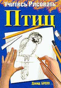 Учитесь рисовать птиц. Дэвид Браун