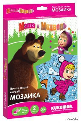 "Аппликация ""Маша и медведь"" (арт. 0012013)"
