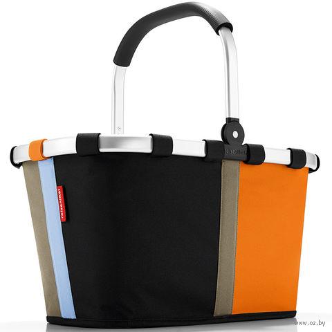 "Корзина ""Carrybag"" (patchwork pumpkin)"