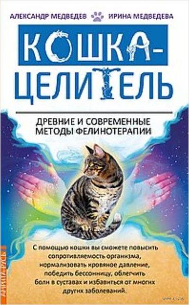 Кошка-Целитель. Древние и современные методы фелинотерапии — фото, картинка