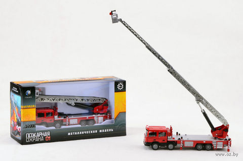 "Пожарная машина ""Охрана"" — фото, картинка"