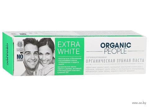 "Зубная паста ""Extra White"" (100 мл) — фото, картинка"