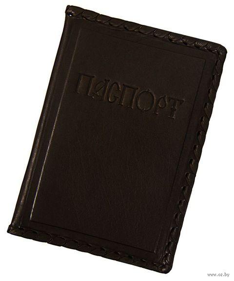 Обложка на паспорт (арт. КГОп-01-329) — фото, картинка