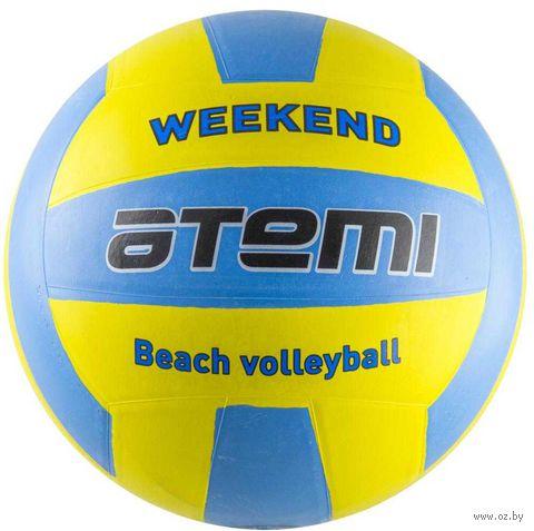 """Мяч волейбольный Atemi """"Weekend"""" №5 — фото, картинка"""