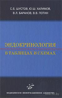 Эндокринология в таблицах и схемах. Сергей Шустов, Юрий Халимов