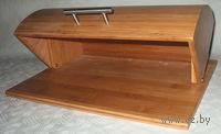 Хлебница бамбуковая (390х300х160 мм)