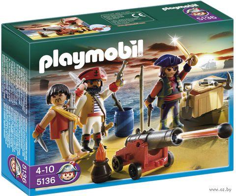 """Игровой набор """"Пиратская команда"""""""