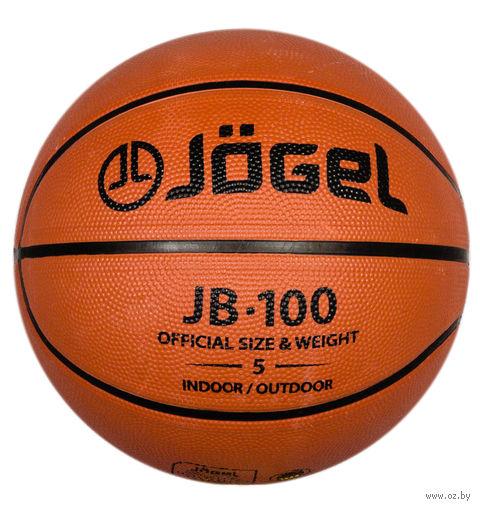 Мяч баскетбольный Jogel JB-100 №5 — фото, картинка