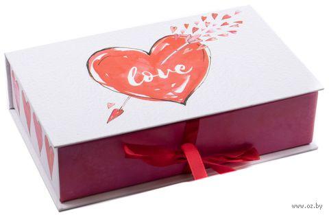 """Подарочная коробка """"Love"""" (арт. 26614807) — фото, картинка"""