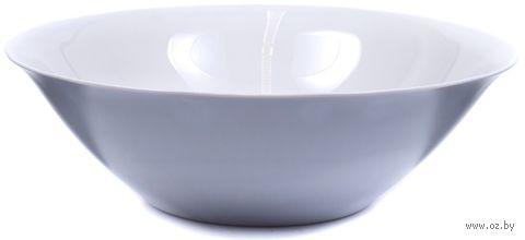 "Салатник стеклокерамический ""Carine Granit"" (270 мм) — фото, картинка"