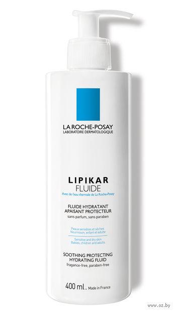 """Эмульсия для лица """"Lipikar Fluide"""" (400 мл) — фото, картинка"""
