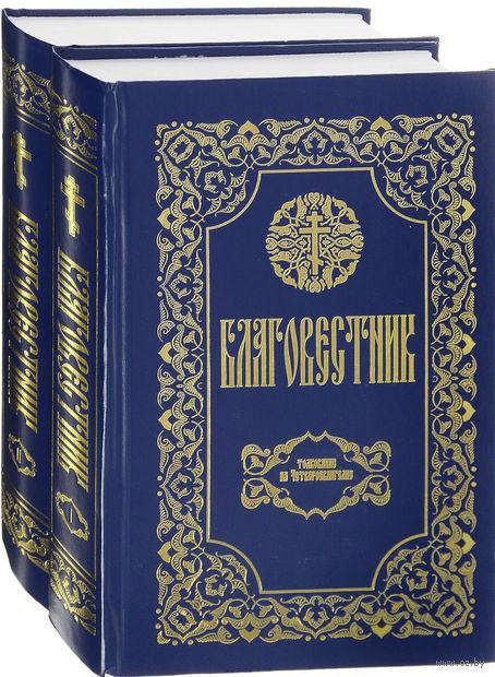 Благовестник. В 2-х томах — фото, картинка