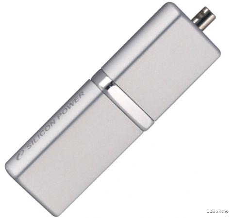 USB Flash Drive 8Gb Silicon Power Luxmini 710 (Silver)