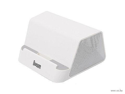 Колонка для смартфонов и телефонов DIVOOM-ACME iFIT-2 Portable (белая)