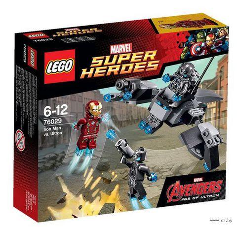 """LEGO Super Heroes """"Железный человек против Альтрона"""""""