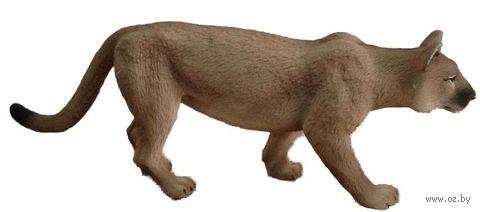 """Фигурка """"Animal Planet: Пума"""" (10,5 см)"""