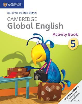 Cambridge Global English. Stage 5. Activity Book — фото, картинка