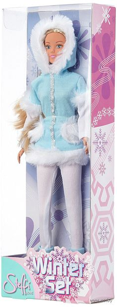 """Кукла """"Штеффи в зимней одежде"""" — фото, картинка"""