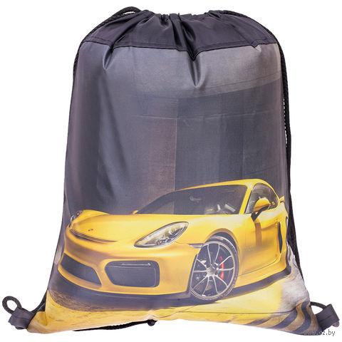 """Рюкзак-мешок """"SportCar"""" (арт. МК_9680) — фото, картинка"""