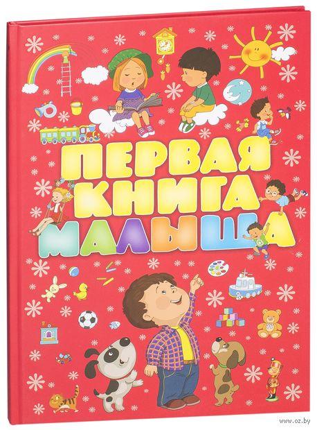 Первая книга малыша — фото, картинка