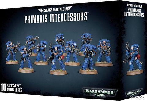 Warhammer 40.000. Space Marines. Primaris Intercessors (48-75) — фото, картинка