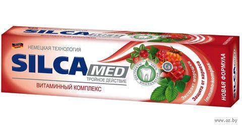 """Зубная паста """"Витаминный комплекс"""" (100 мл) — фото, картинка"""