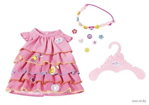 """Набор одежда для кукол """"Платье с аксессуарами"""" — фото, картинка"""