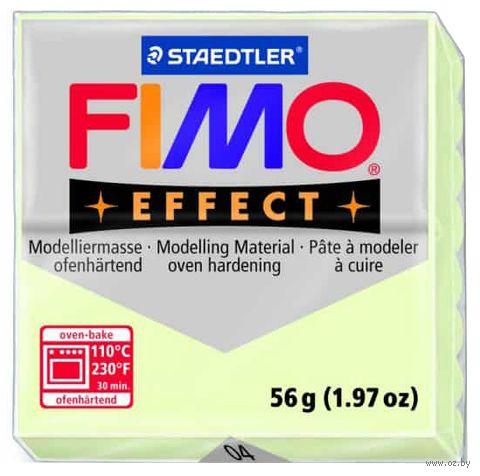 "Глина полимерная ""FIMO Effect"" (вечерний жар; 56 г) — фото, картинка"
