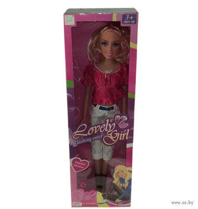 """Кукла """"Алиса в городе"""""""