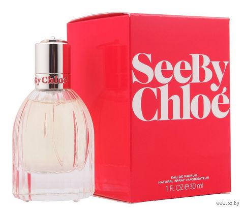 "Парфюмерная вода для женщин Chloe ""See By Chloe"" (30 мл)"
