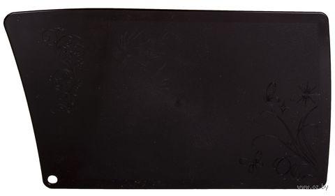 """Доска разделочная """"Rondo"""" (черный) — фото, картинка"""