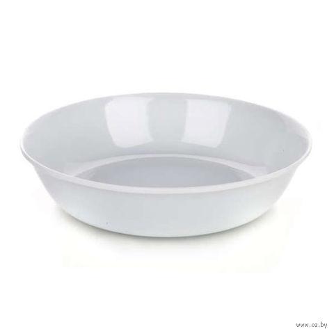 Тарелка пластмассовая (200 мм; арт. 12222913)