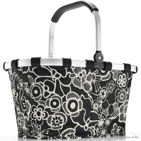 "Корзина ""Carrybag"" (fleur black)"