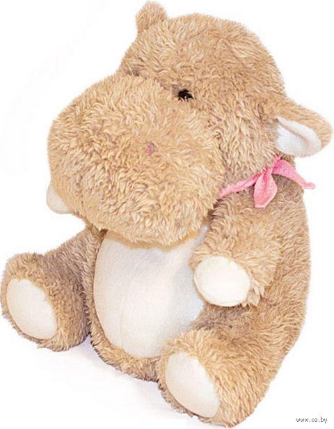 """Мягкая игрушка """"Бегемотик Ральф"""" (38 см)"""