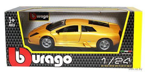 "Модель машины ""Bburago. Lamborghini Murcielago"" (масштаб: 1/24) — фото, картинка"