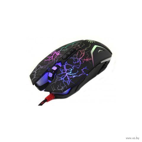 Игровая мышь A4Tech Bloody N50 (черная) — фото, картинка
